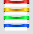 Web Design tags vector image