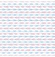 Pastel retro different seamless pattern vector image