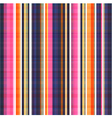 seamless vertical stripes pattern vector image vector image