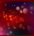 shining blur bokeh background with bokeh eps 10 vector image