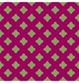 Cross geometric seamless pattern 5211 vector image