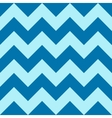 Pattern with blue zigzag on colorful background vector image