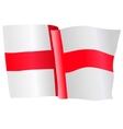 flag of Northern Ireland vector image vector image
