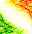 Indian Independence Day Background 15 August vector image