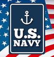 military emblem vector image