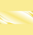 Yellow wallpaper vector image