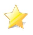 Star favorite icon vector image
