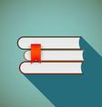 books Stock vector image