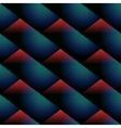 Blue diagonal pattern vector image