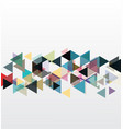 abstract geometric backgrounds vector image
