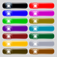 Notepad icon sign Set from fourteen multi-colored vector image