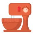 Mixer icon cartoon style vector image