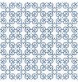 Islamic style pattern vector image