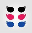 Optic shop logo vector image vector image