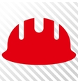Builder Hardhat Icon vector image