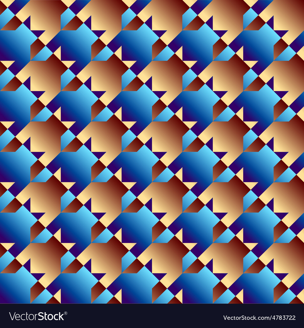 Houndstooths pattern vector
