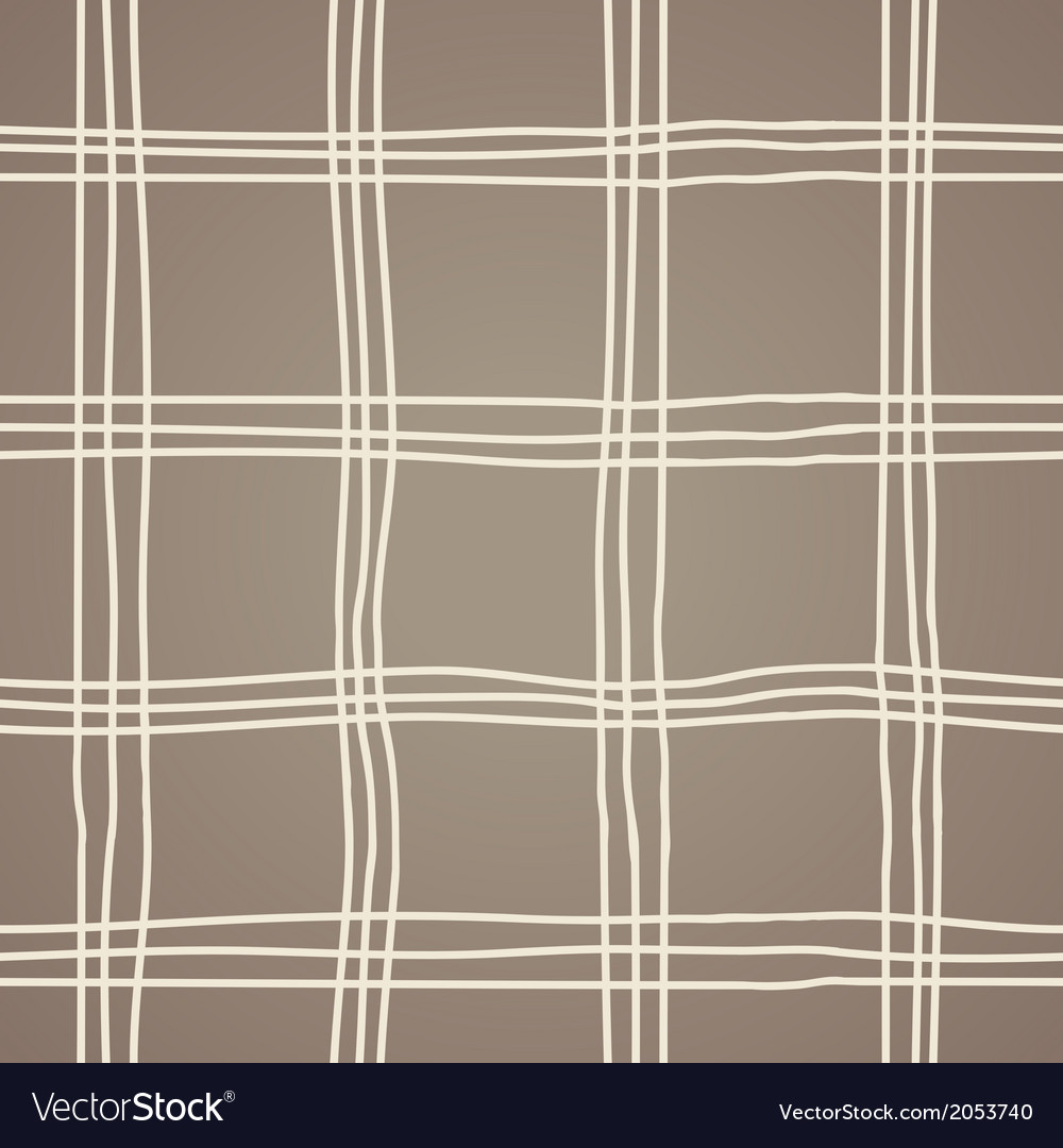 Seamless abstract scottish plaid vector