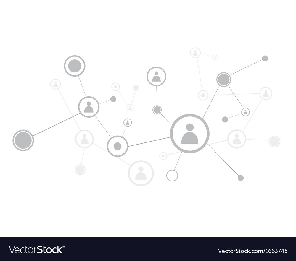 Human connection vector