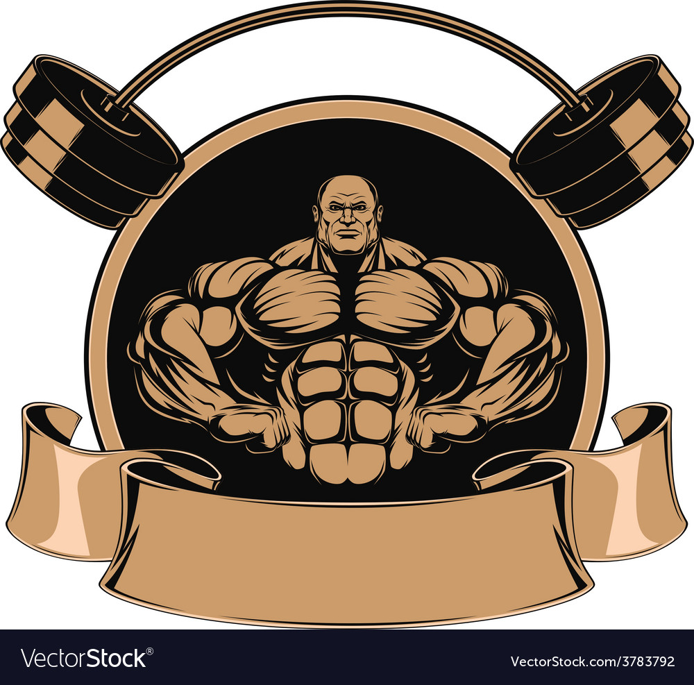 Man of iron vector
