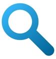 Search Gradient Icon vector image