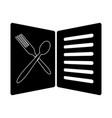 menu icon image vector image