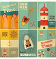 Sea Summer Holidays vector image