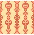 Circle Geometric Hand Drawn Ornament Africa vector image