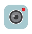 camera application icon vector image