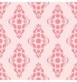 damask seamless pattern background Elegant luxury vector image vector image