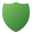 Shield Gradient Icon vector image