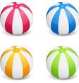 Beach Ball vector image