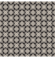 Seamless lace pattern vector image vector image