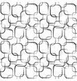 Rectangle geometric seamless pattern 1 vector image