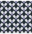 Kitchen knife seamless pattern vector image