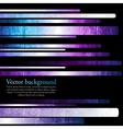 Dark grunge design vector image vector image