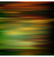 abstract brown green motion blur background vector image