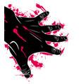 hand vector image