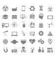 Science icon5 vector image