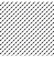 Seamless geometric Pattern background vector image