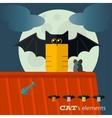 cats elements vector image