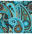 Paisley Colorful Background vector image