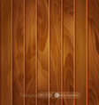 brown wooden planks vector image