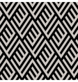 Monochrome maze pattern vector image vector image