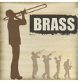 Brass band Vector Image