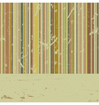 vector striped grunge background vector image