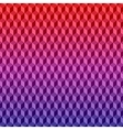 geometric background texture 3D pattern vector image vector image