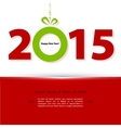 2015 New year vector image