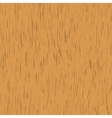 Wood pattern light texture with brown color vector image