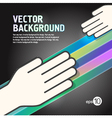 Background for design vector image