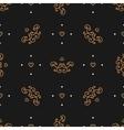 Trendy seamless pattern Art Deco style Elegant vector image